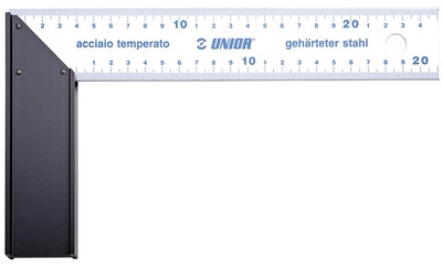 Угольник поверочный - 1263 UNIOR