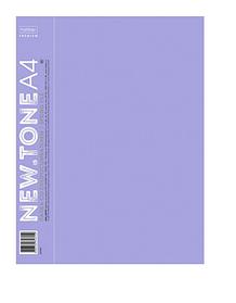 """Папка пластиковая """"Hatber Premium"""", А4, 700мкм, 17мм, пружинный скоросшиватель, серия """"NT Pastel - Л"""