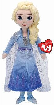 """Мягкая игрушка со звуком Эльза принцесса """"Холодное Сердце 2"""" 30 см TY"""
