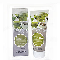 Пенка для умывания Dr Cellio Foam Cleansing 100ml. Green Tea