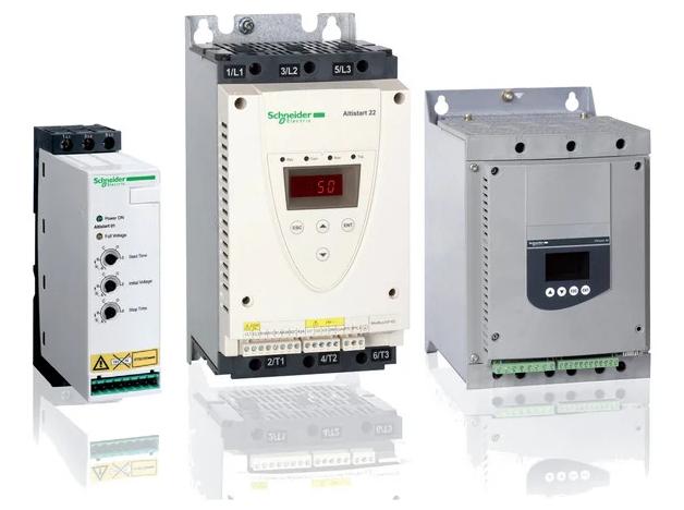 Диагностика и ремонт устройств плавного пуска Schneider Electric