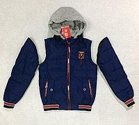 Весенние куртки - трансформеры для мальчиков