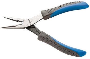 Плоскогубцы комбинированные прямые для электроники - 508/4E UNIOR