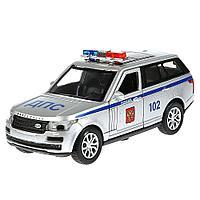 Машинка Range Rover Vogue Полиция 12 см, Технопарк