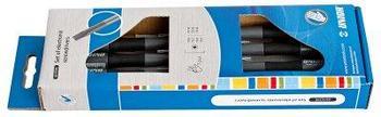 Набор отвёрток для точной механики в картонной упаковке - 621CS7E UNIOR