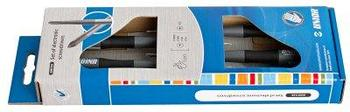 Набор отвёрток для точной механики в картонной упаковке - 608CS5E UNIOR