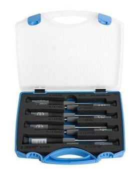 Набор отверток TORX для точной механики в пластиковом кейсе - 621PB8E UNIOR