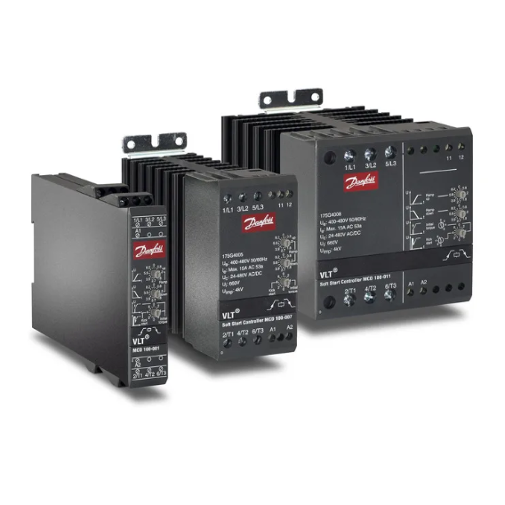 Диагностика и ремонт устройств плавного пуска Danfoss