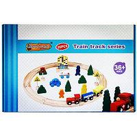 Игровой набор Железная дорога MMM-1802