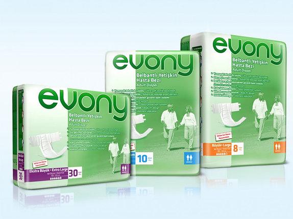 Подгузники взрослые Evony, фото 2