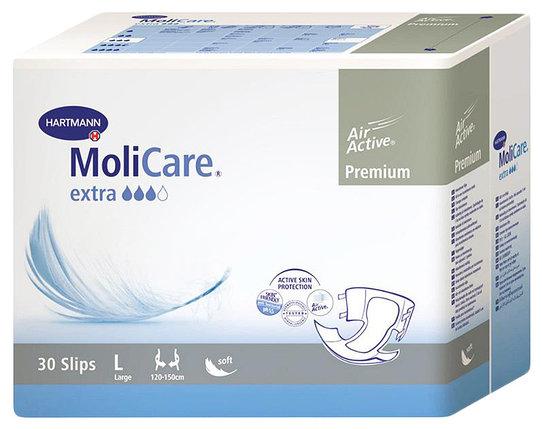 Подгузники MoliCare Premium extra soft, фото 2