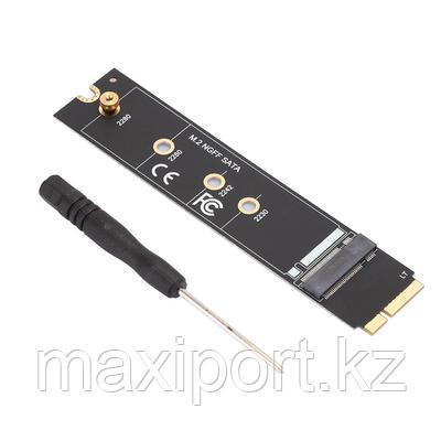 SSD NGFF м.2 для 18 + 8pin SSD адаптер для MacBook Air 2012 A1465 A1466