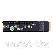 SSD NGFF м.2 для 18 + 8pin SSD адаптер для MacBook Air 2012 A1465 A1466, фото 2