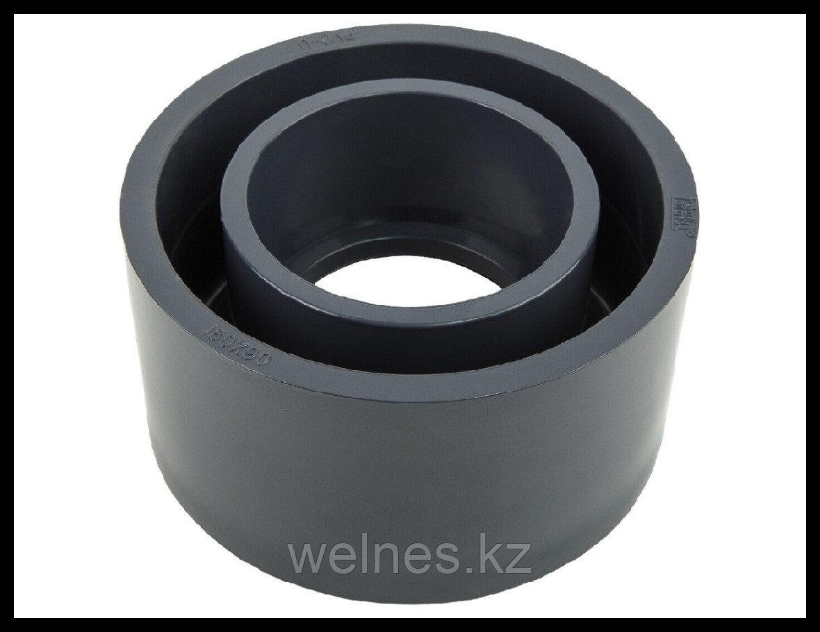 Переход кольцевой PVC, 90 х 50 мм
