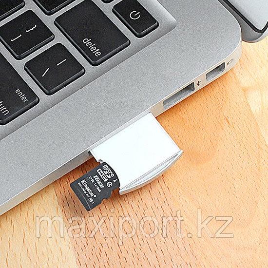 Адаптер Micro sd для Macbook расширитель памяти макбук