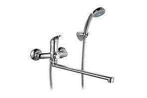 Смеситель Milardo DAVIS для ванны с длинным изливом