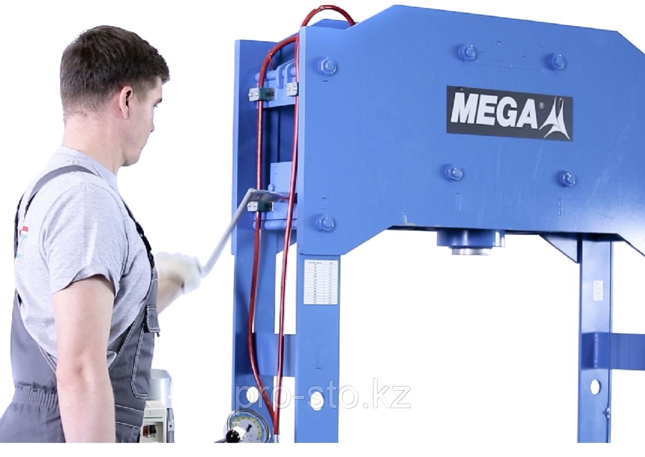 Пресс 100 тонн с электроприводом MEGA Испания - фото 4