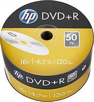 Диск HP DVD+R 4.7GB 16x, 1шт