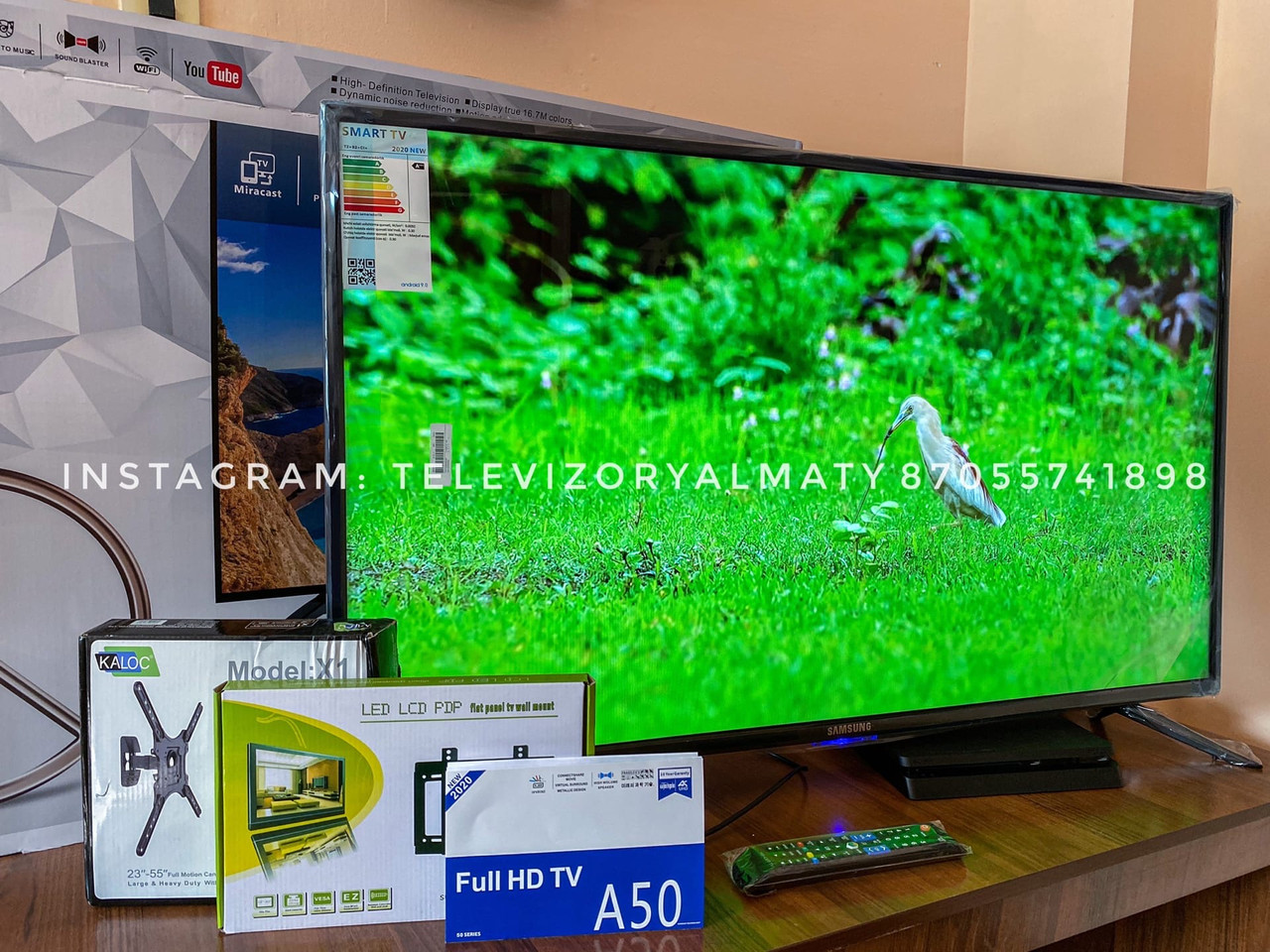Телевизор LED TV Samsung Smart tv 42 диагональ - фото 3