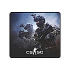 Коврик для компьютерной мыши, X-game, CSGO, 400 x 450 x 4mm, Резиновая основа, Тканевая поверхность
