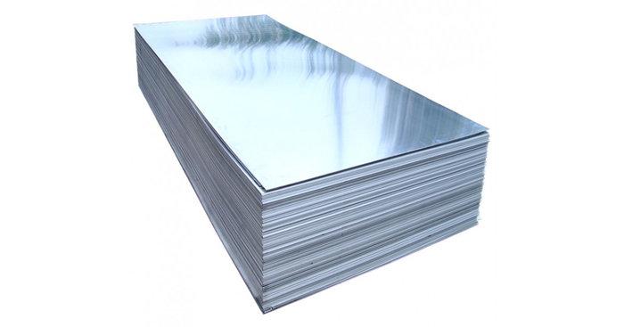 Лист алюминиевый 1 мм АМГ2