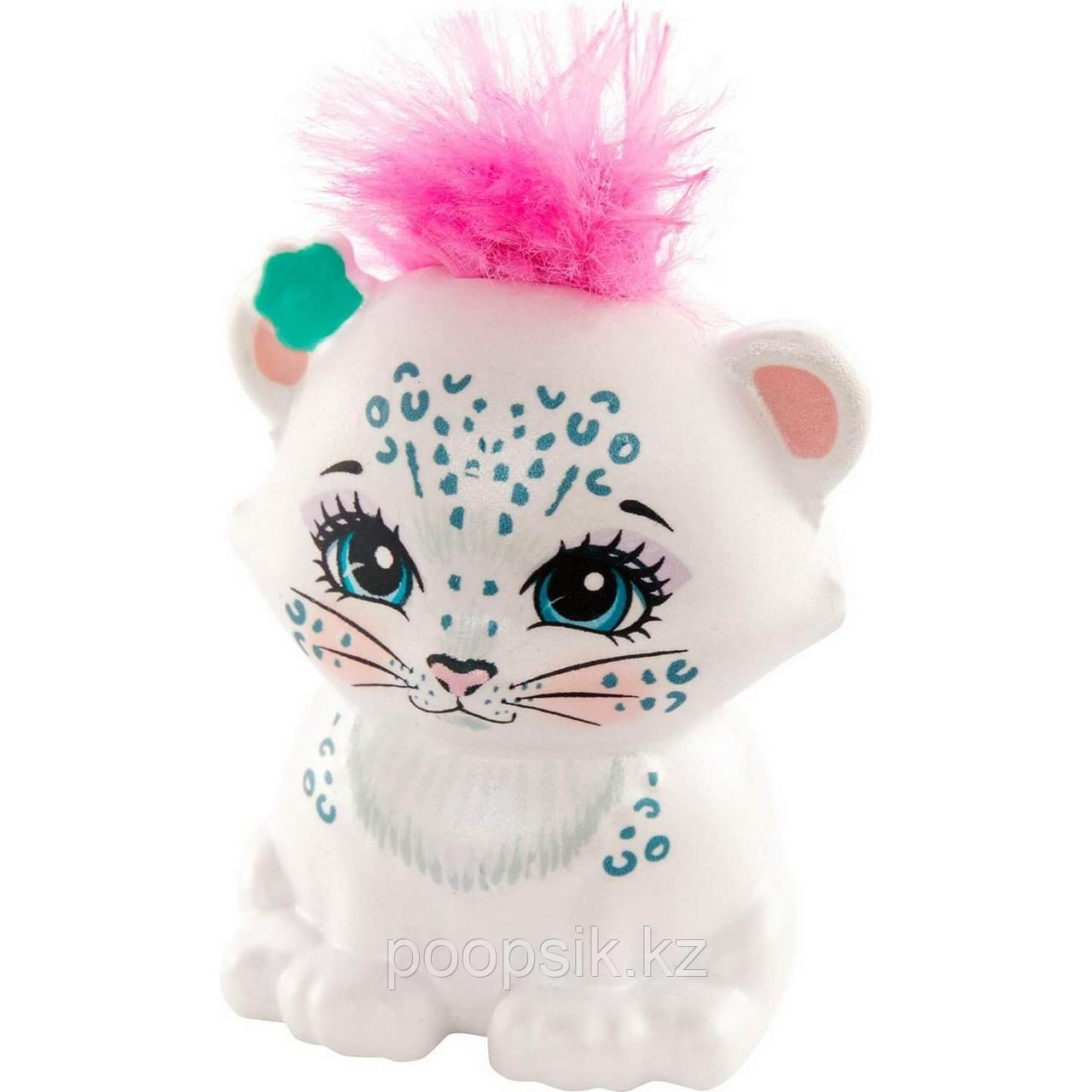 Кукла Enchantimals Снежная Леопарди Сибилла и Флейк - фото 5