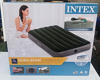 Надувная кровать INTEX одноместная