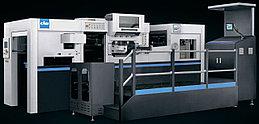 Автоматическая высекальная / плоско-штанцевальная машина с удалением облоя D-MASTER 820С