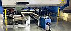 Трехножевая бумагорезальная машина  GUOWANG S28E c автоматической настройкой боковых ножей серводвигателями, фото 8