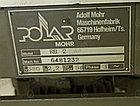 Джоггер-вибросталкиватель POLAR RB-2, 87x72 б/у, фото 2