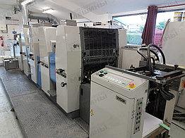 RYOBI 524 HXX+C, 4+лак, 2000 год, ИК сушка, Пульт, Автоматика