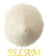 Шлифованная кукурузная крупа белая