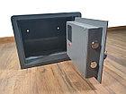 Сейф мебельный 30GB (30*38*30см, 13кг.), фото 4