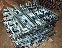 Покрытие металла цинком