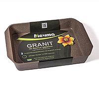 Противень Мечта Granit Brown 19х27 см., фото 1