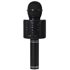 Микрофон-Колонка WSIR WS-858 FM Radio Black