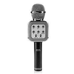 Микрофон-Колонка WS-1818, Black