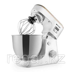 Планетарный миксер Kitfort КТ-1308-2 белый