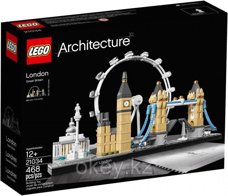 LEGO Architecture: Лондон 21034