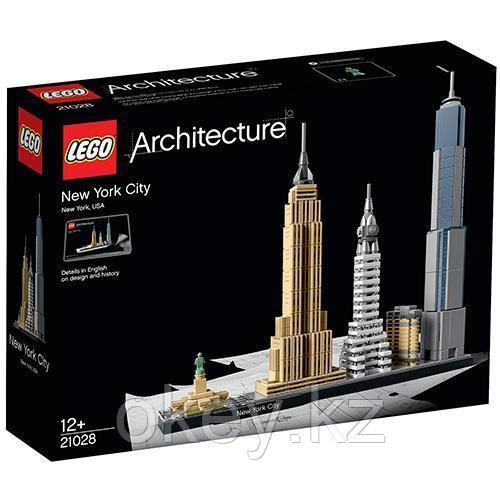 LEGO Architecture: Нью-Йорк 21028