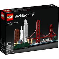 LEGO Architecture: Сан-Франциско 21043