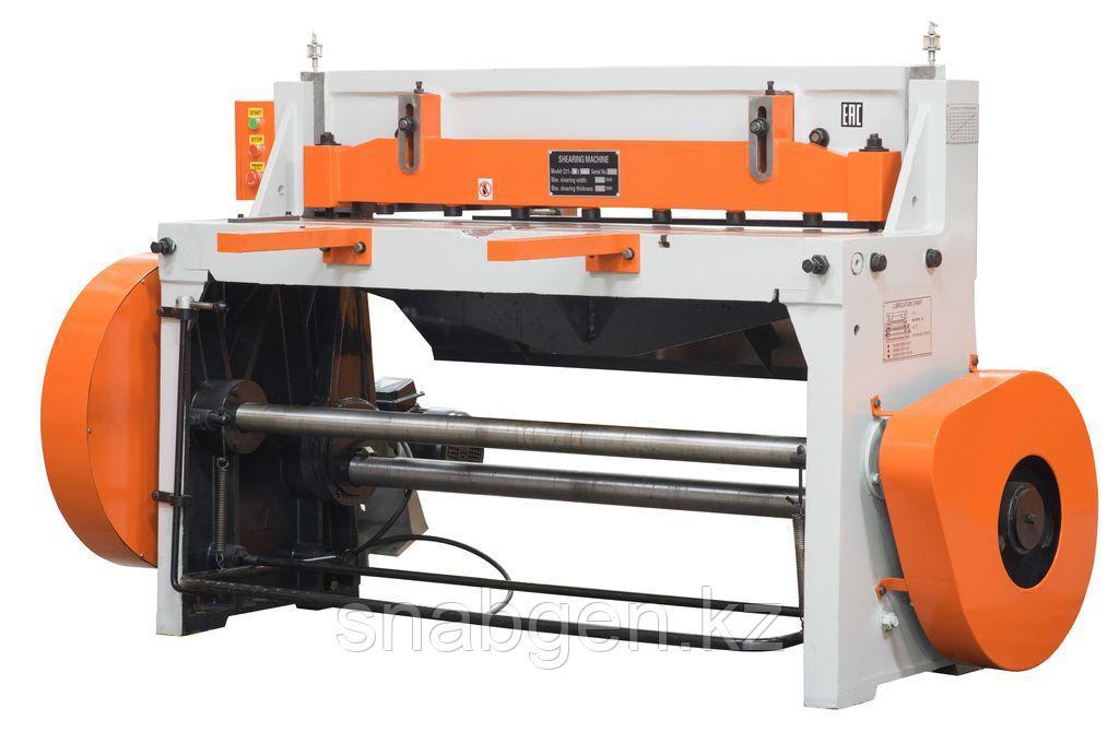 Гильотина электромеханическая STALEX Q11-3x1300