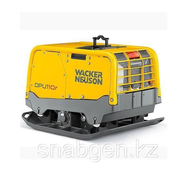 Виброплита дизельная на инфракрасном управлении Wacker Neuson DPU 110r Lem9