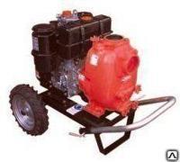 Мотопомпа дизельная JD 4-100 G10 MLD10 TROLLEY