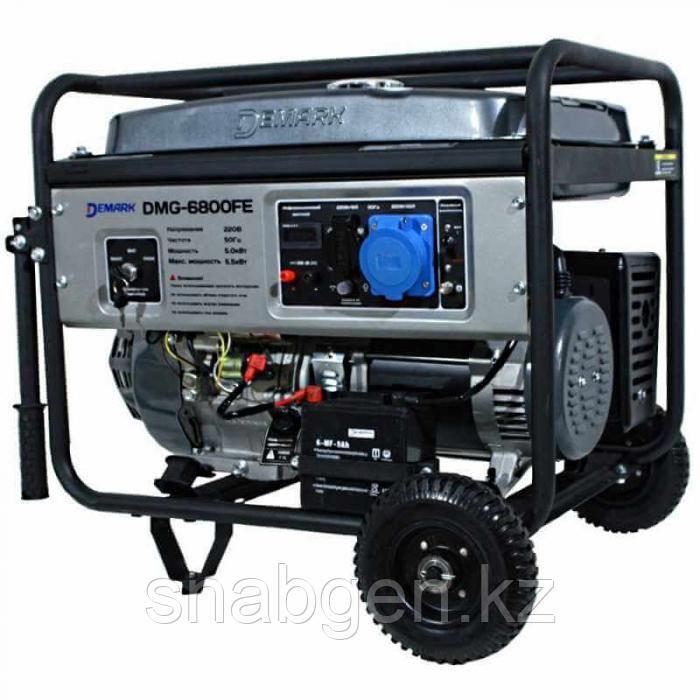 Генератор бензиновый Demark DMG 6800FE