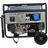 Генератор бензиновый Demark DMG 7500FE ATS