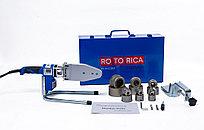 Раструбный сварочный аппарат Rocket Welder 63 Blue серия Top