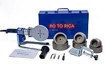 Раструбный сварочный аппарат Rocket Welder 110 Blue серия Top