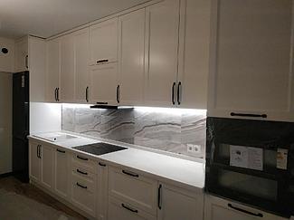 Кухонные гарнитуры прямые 1