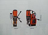 Магнитная дрель по металлу, cayken SCY-50HD, фото 3